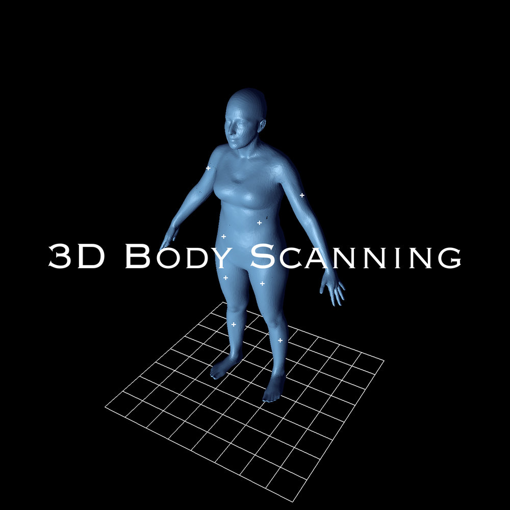 3D body scanning - fitness testing