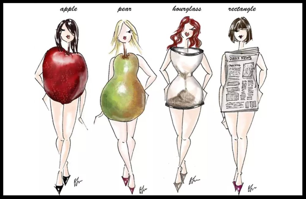 Body Shape - Fitnescity