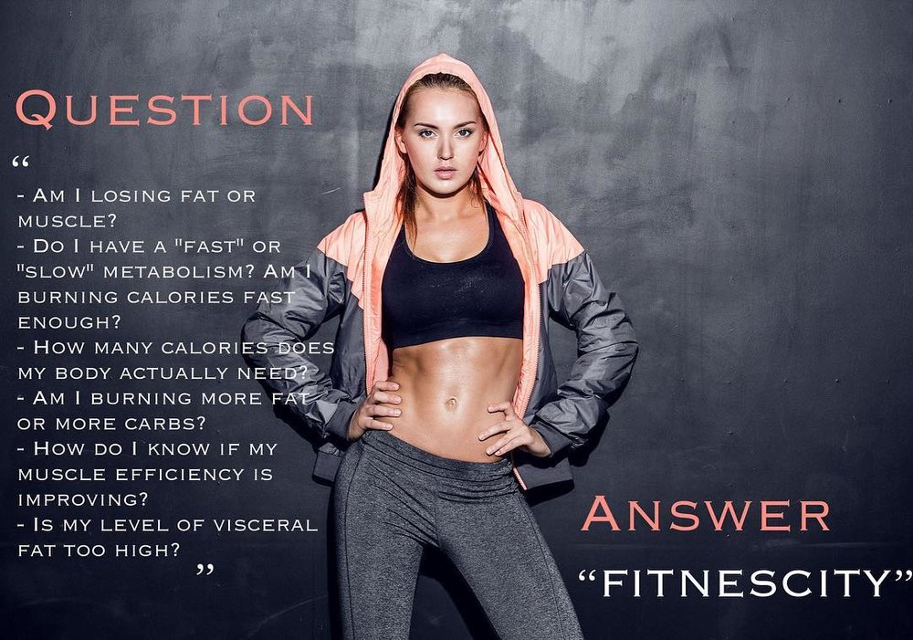 Fitnescity | Should we Guess or Measure?