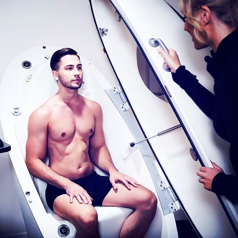 BOD POD Body Composition Test