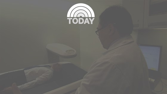 Matt Lauer gets full body scan to promote men's health awareness -