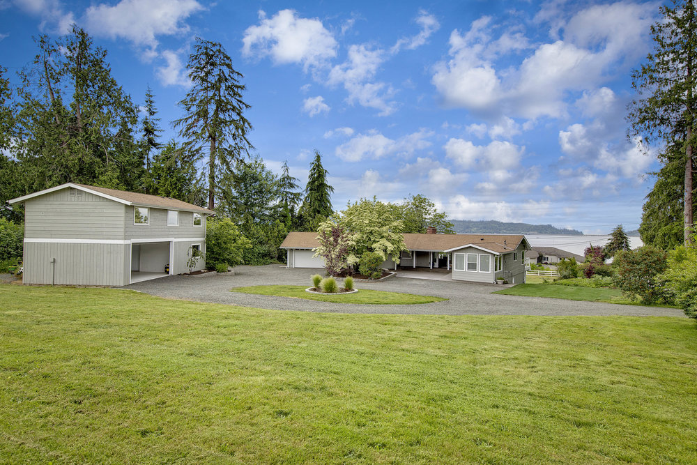 ***1310 Hudson Ave NE, Poulsbo | Sold for $690,000