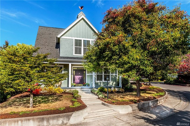 **730 Village Circle NW, Bainbridge Island | Sold for $775,000