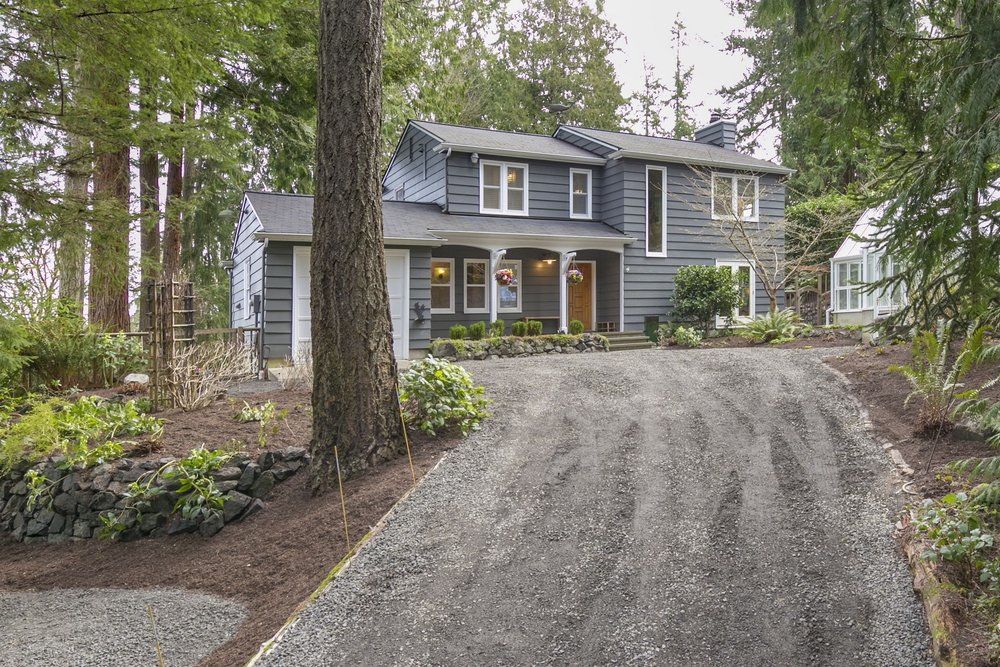 *8213 Bucklin Hill Road NE, Bainbridge Island | Sold for $795,000