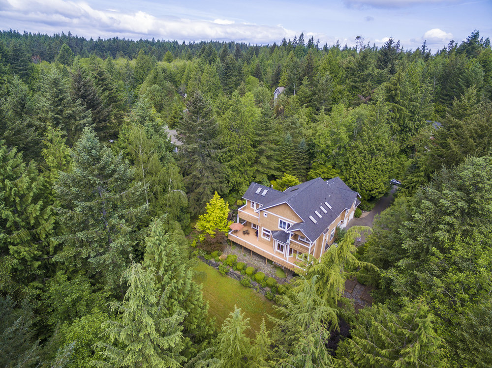 *6401 NE Haley Loop, Bainbridge Island | Sold for $1,100,000