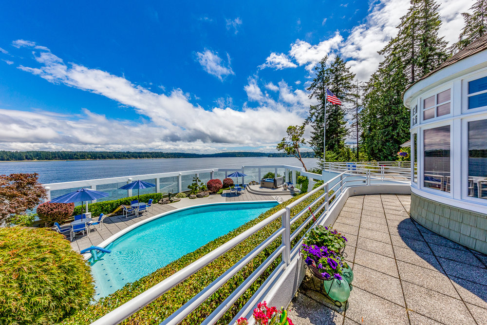 *2615 NE Passage View Lane, Poulsbo | Sold for $1,850,000