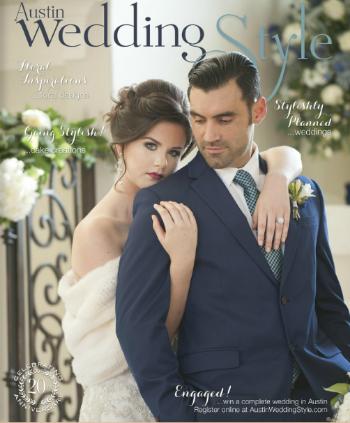 Page 314 - 315 Austin Wedding Style Magazine 2016