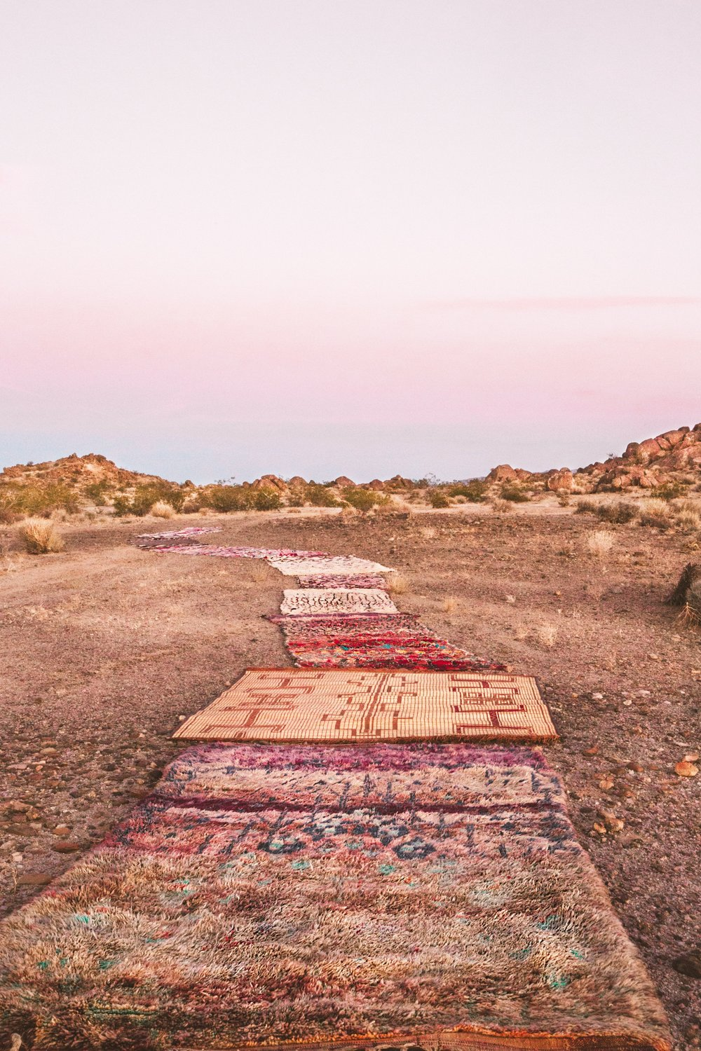 Soukie Modern Rug Road // Photo Credit: Rich Combs