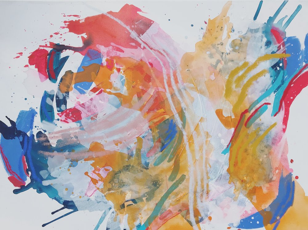 Bursting_Abstract Painting.JPG