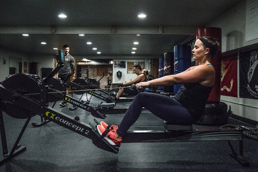 Rowing - Increase your cardiovascular output