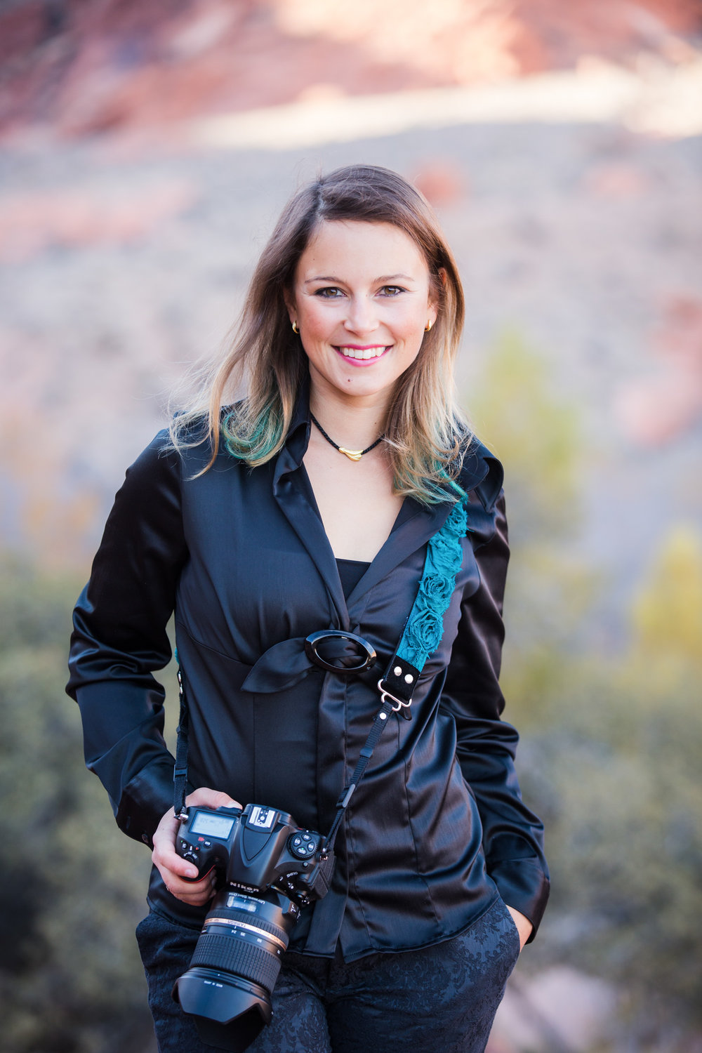 Meet owner and photographer Martina Zandonella -