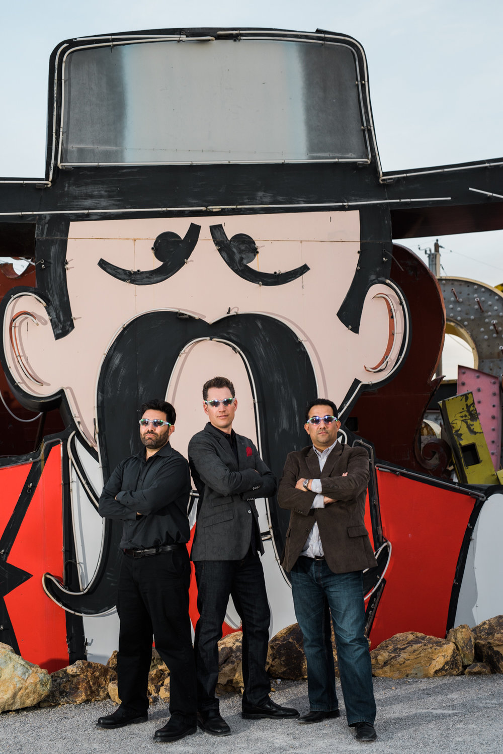 the neon museum private photo sessions