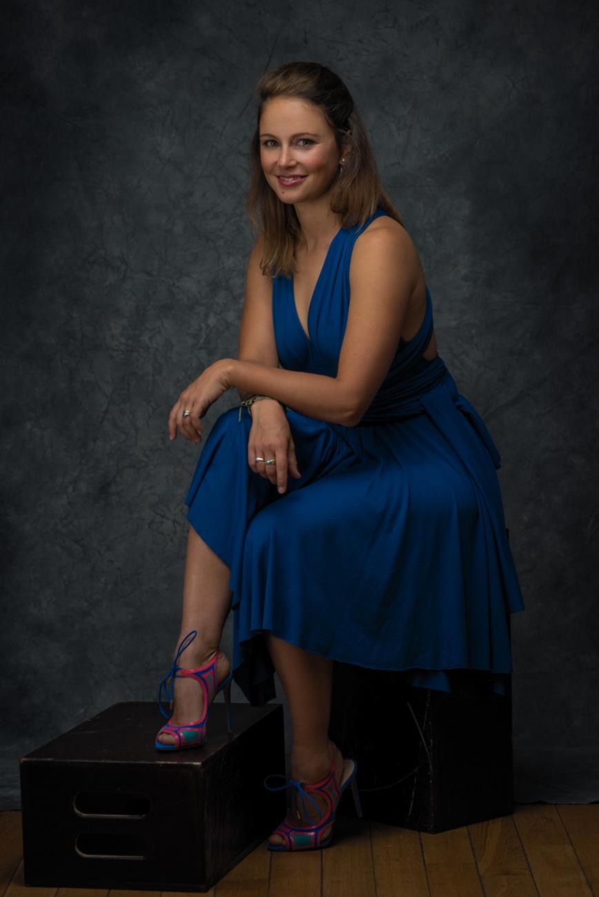 Martina Zandonella -classic portrait