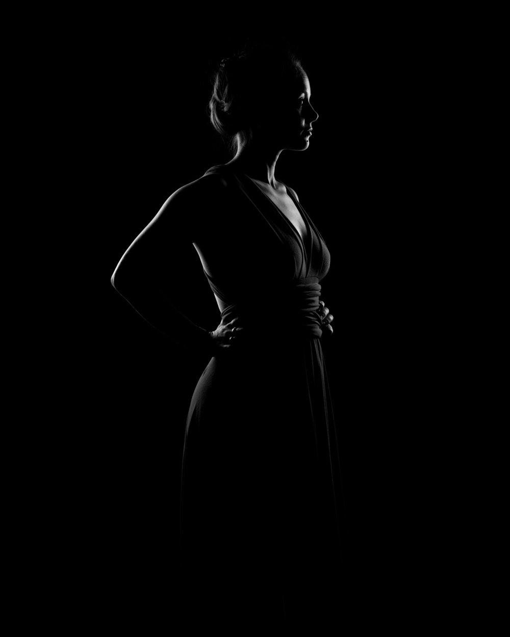 Silhouette Martina Zandonella -  Photographer