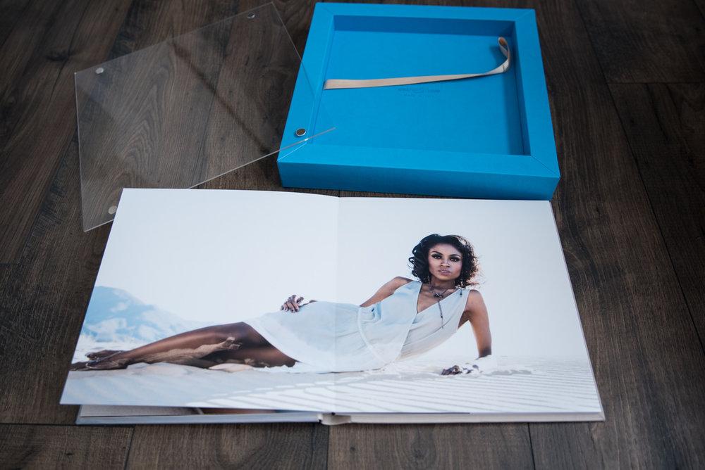 Luxury Showcase album- Martina Zando Photography