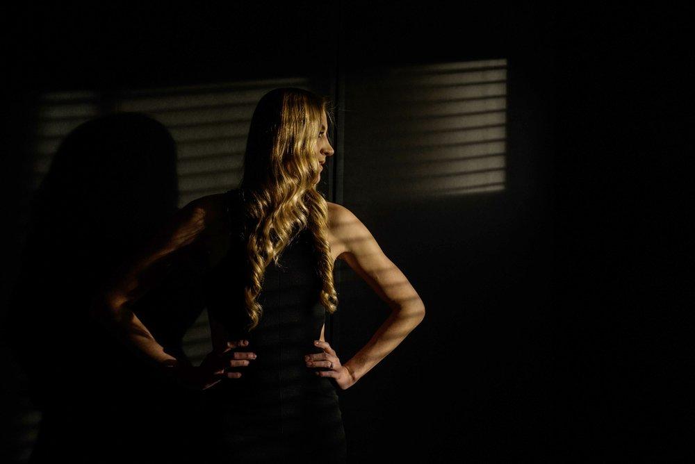 Las Vegas  Lifestyle Beauty Photoshoot - Kasia Wilk