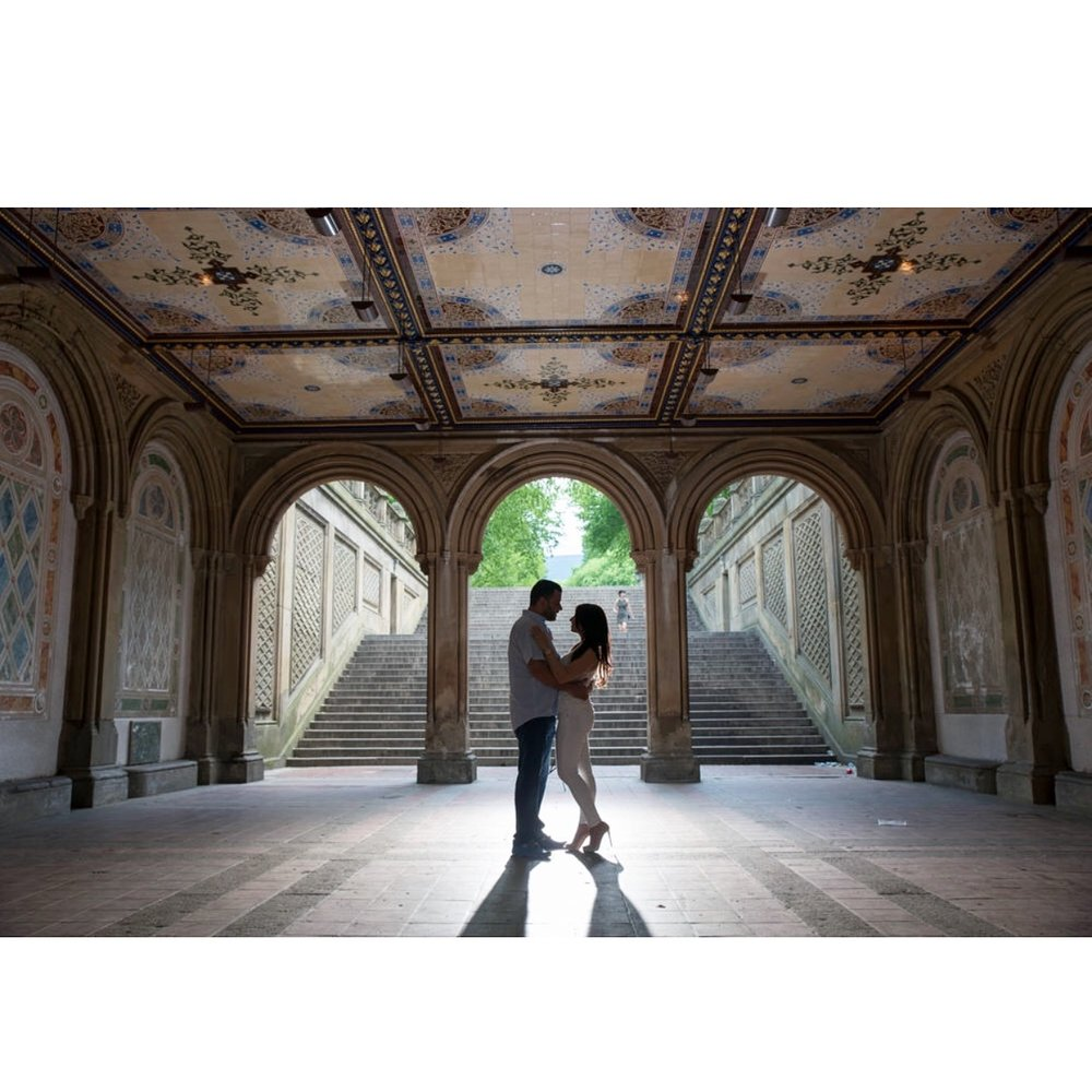 Bethesda Terrace - Melissa & Sal