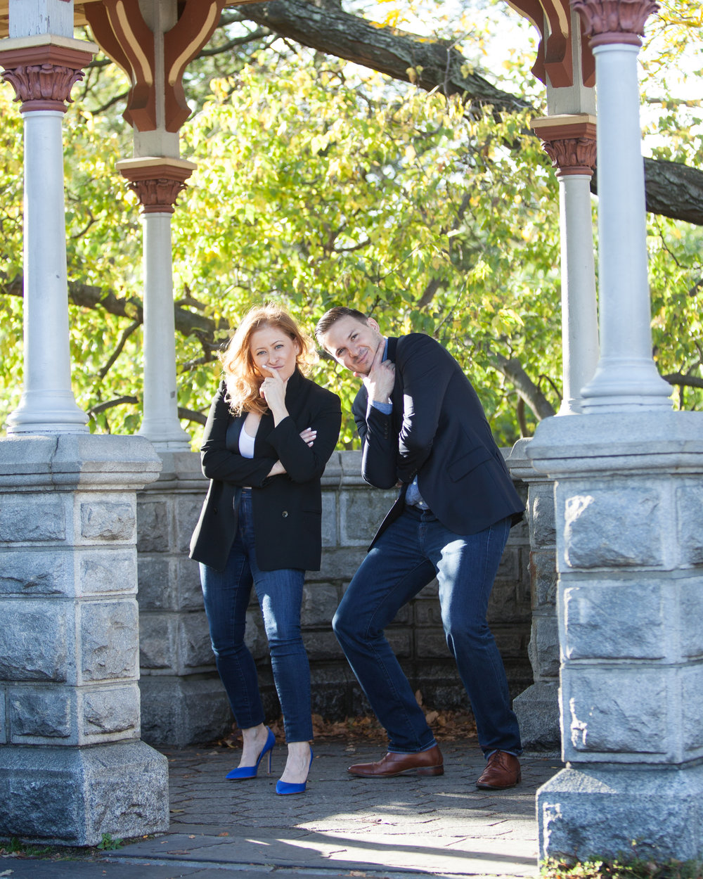 Belvedere Castle - Sam & David