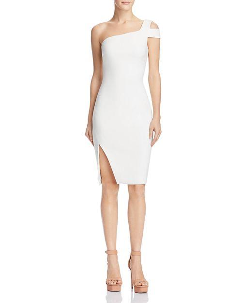 A-Symmetric Midi Dress