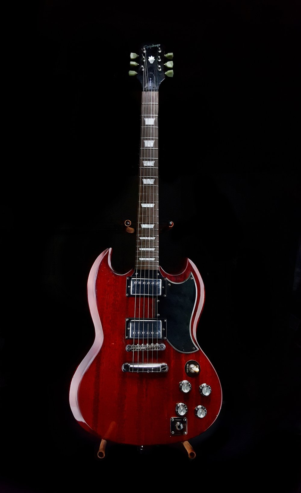 sg?format=750w shop builds ep 2 the unicorn epiphone g 400 demo guitar the wiring harness guitar at webbmarketing.co