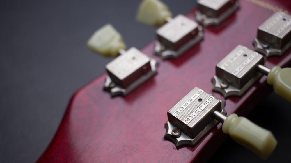 gibson tuners on epiphone