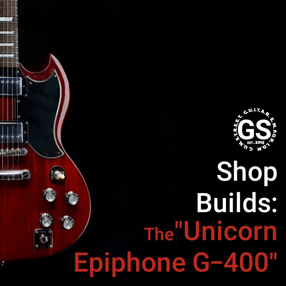 Gunstreet A New Approach To The Guitar Wiring Market Jimmy Page Diagram Unicorn Sg