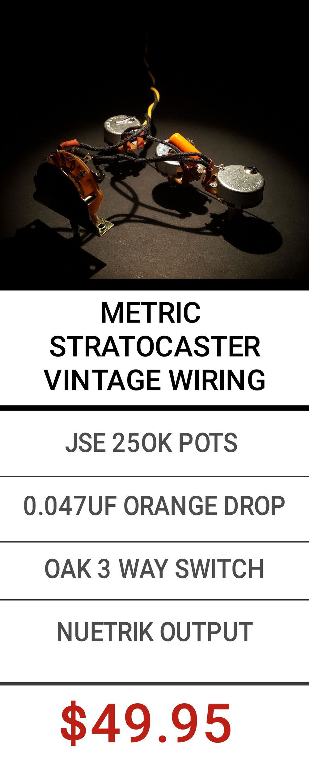 vintage stratocaster wiring