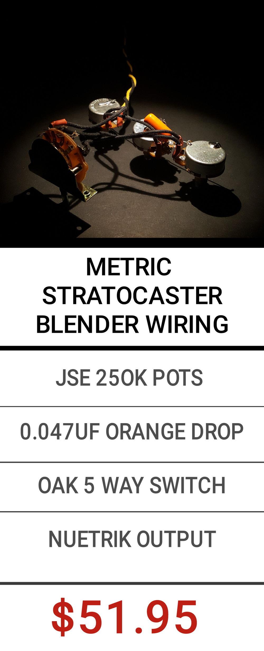 stratocaster blender wiring