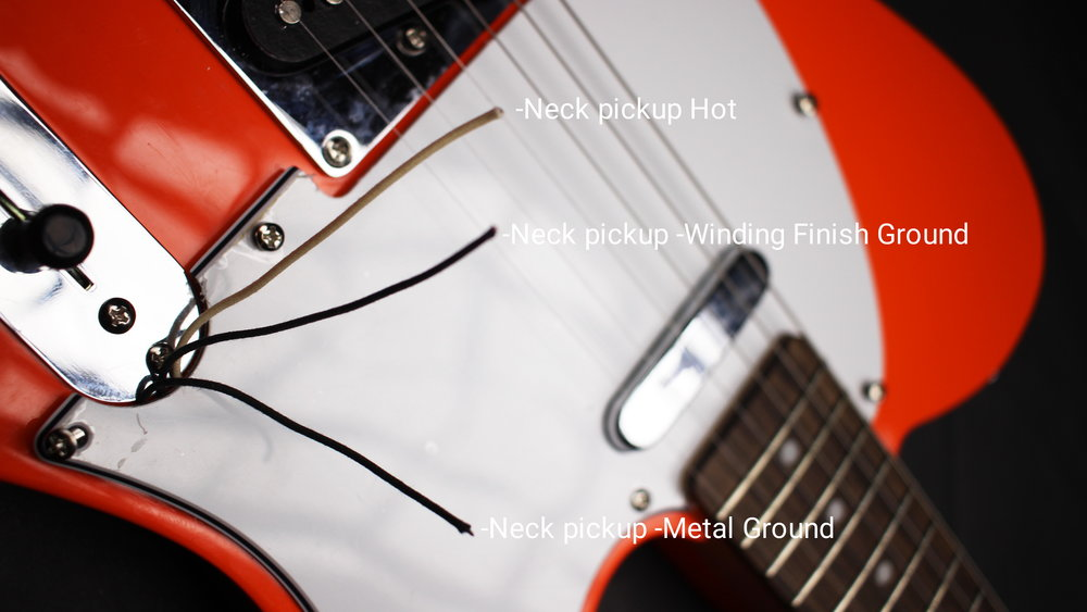 does your tele's neck pickup only have 2 wires? click here