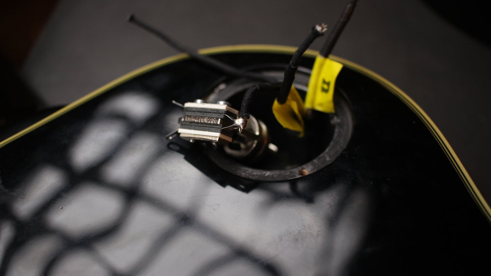 Switchcraft Output Jack