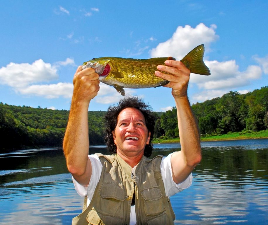 All hail the Smallmouth Bass