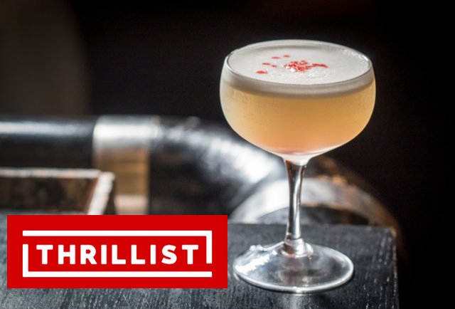 November 2016    GET INTO THE WINTER SPIRIT WITH NYC'S BEST SEASONAL COCKTAILS