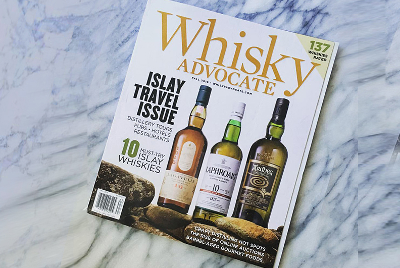 Fall 2016 Whisky Advocate: Redemption for the Whiskey Sour