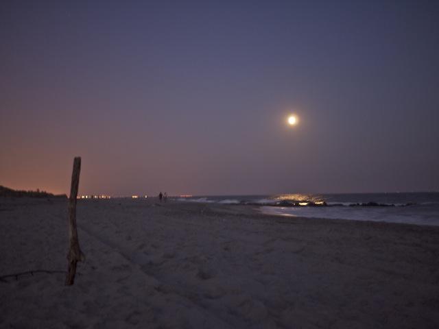 Fort Tilden Beach, NY
