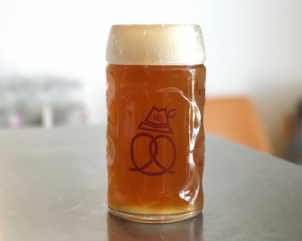 Oktoberfest - A timeless classic with a blend of vienna and munich malts. Delivers flavors of freshly baked bread, light caramel, and malty richness.Style: Fest Beer  ABV: 6%  IBU: