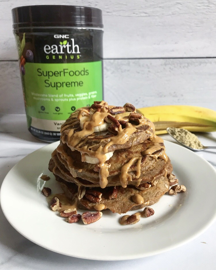 This post is sponsored by GNC Earth Genius, however, I am sharing my own thoughts. All opinions are my own. The US Food and Drug Administration has not evaluated the statements in this post. These products and statements are not intended to diagnose, treat, cure or prevent any disease.