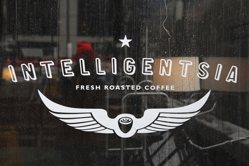 29.01.15 Chelsea Galleries and Intelligentsia Coffee