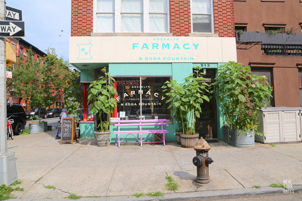 30.11.15 Brooklyn Farmacy & Soda Fountain