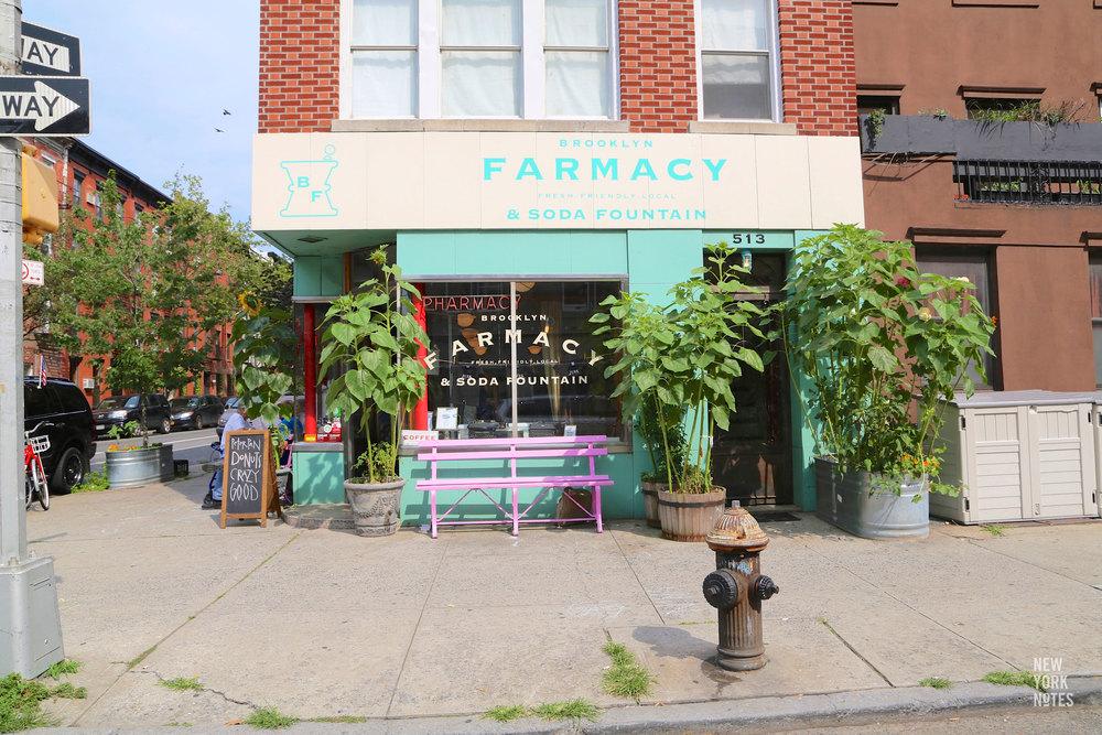 30.11.15 Brooklyn Farmacy & Soda Fountain