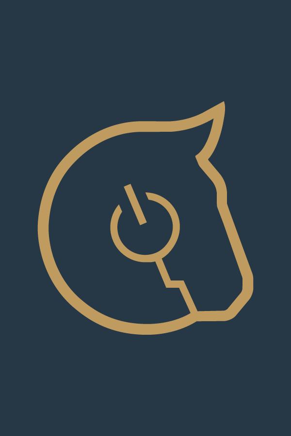 Official Horse Power Logo Horse Power