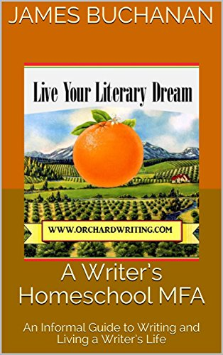 A Writer's Homeschool MFA ($5.99) gives writers concise and sharp advice on how to live life as a writer and be a better writer. From ignoring bad advice and phony rules to creating taut dialogue and some of the best advice from some of the best writers, all writers will learn to think like an artist and get better at telling and selling their stories. Click here or above to get your copy.