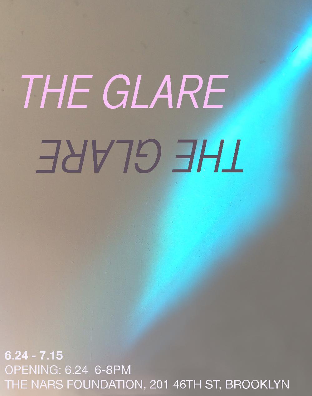 THE GLARE. 2016