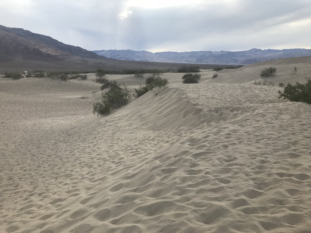 Death Valley, January 2018