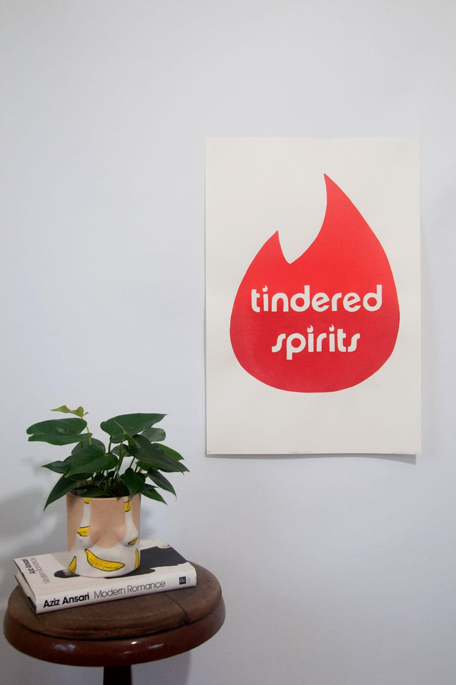 """TINDERED SPIRITS"""