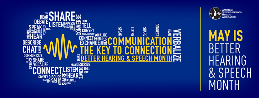 better speech and hearing month