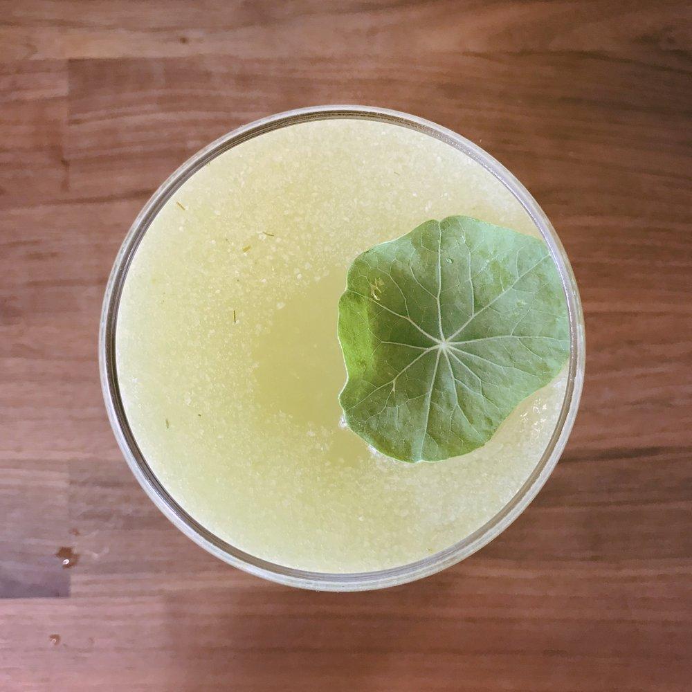 Cucumber Fennel Spritz