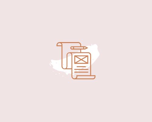 Blog Design ($500)