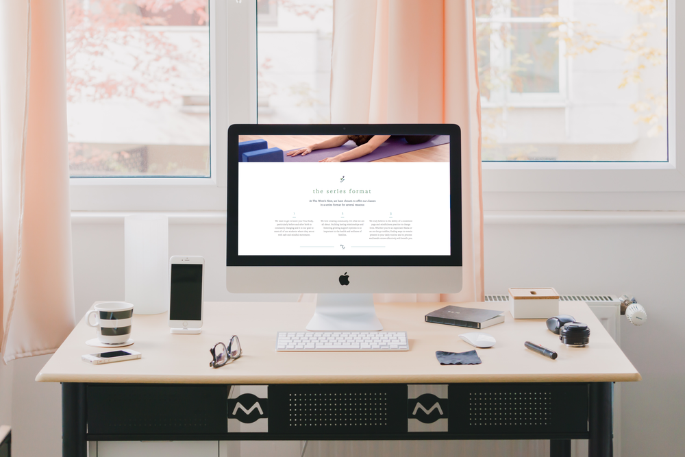The Wren's Nest | Web Design by Meghan Lambert