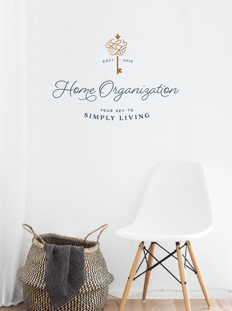 L+K Home Organization - Brand & Website Design