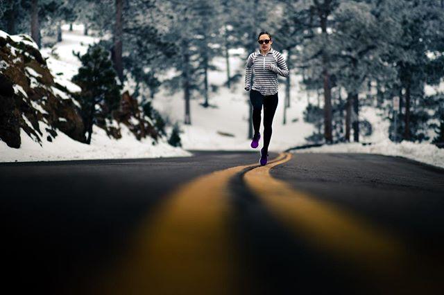 #Running w/ @nicolebbush